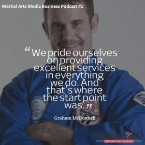 Graham McDonnell WA Institute Of Martial Arts