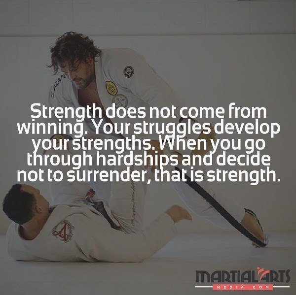 Top 50 Inspirational Quotes From Martial Arts Schools And Martial Arts Celebrities On Instagram Martial Arts Marketing For Martial Arts Business Martial Arts Media