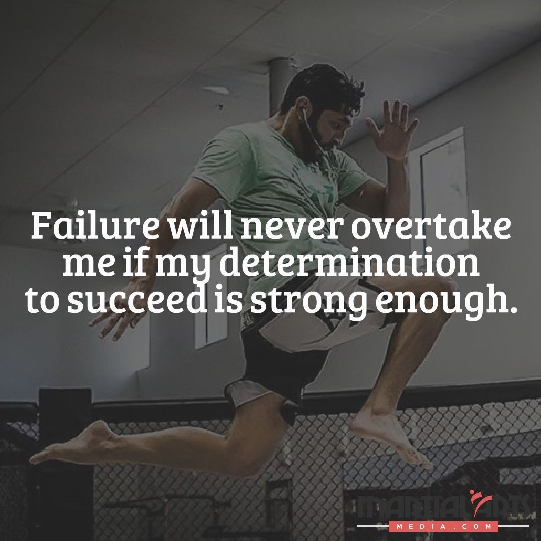 Inspirational Quotes About Failure: Top 50 Inspirational Quotes From Martial Arts Schools And