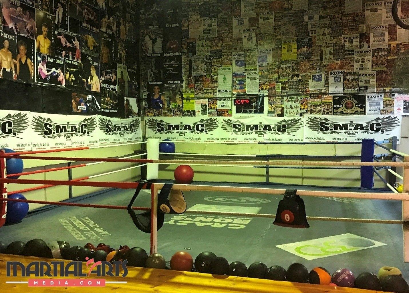 Somerville Martial Arts Centre - Matthew Ball