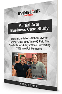 Martial Arts Paid Trial - Paul Veldman