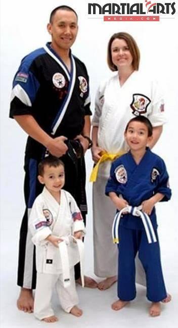 learn taekwondo online